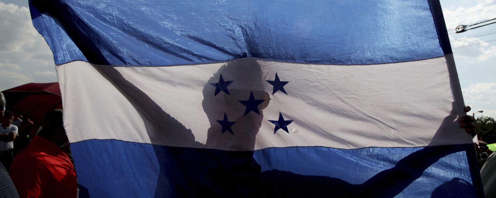 Bandera de Honduras - Sputnik Mundo, 1920, 08.01.2021