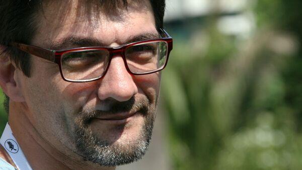 César Troncoso, actor uruguayo - Sputnik Mundo