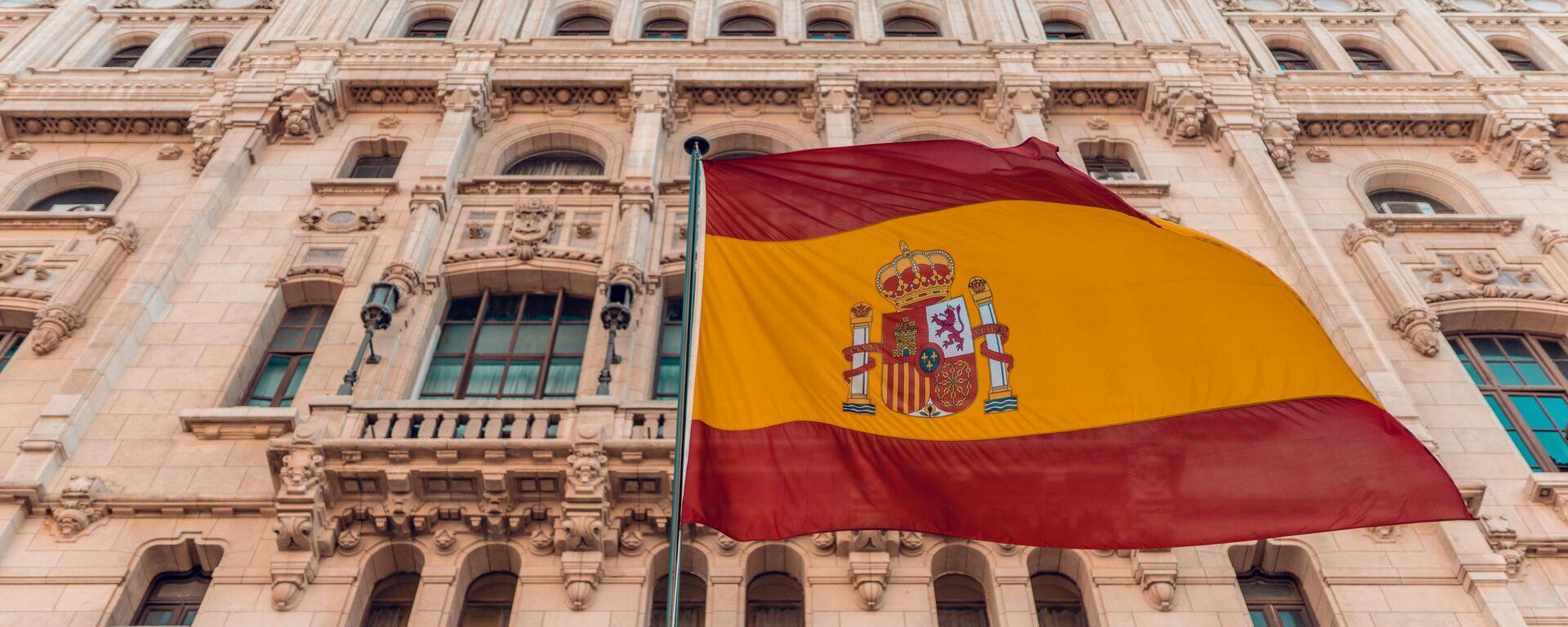 La bandera de España  - Sputnik Mundo, 1920, 26.01.2021