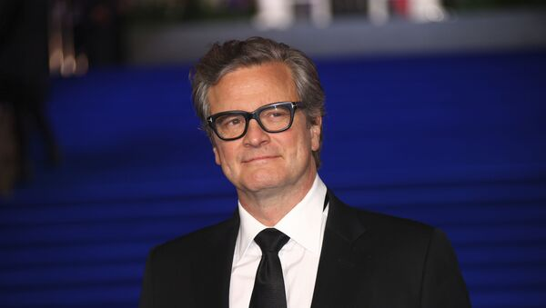 Colin Firth, actor británico - Sputnik Mundo