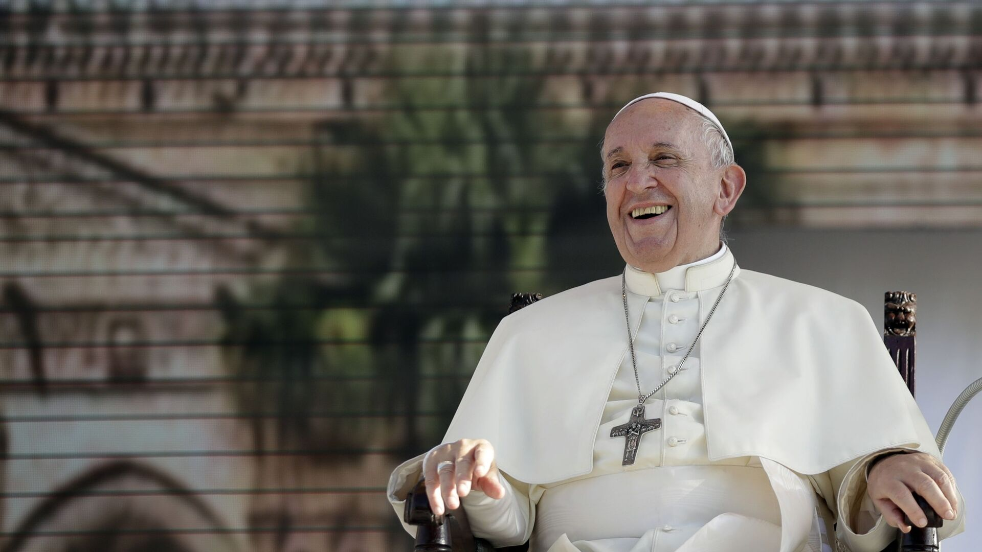 Papa Francisco, foto de archivo - Sputnik Mundo, 1920, 13.03.2021
