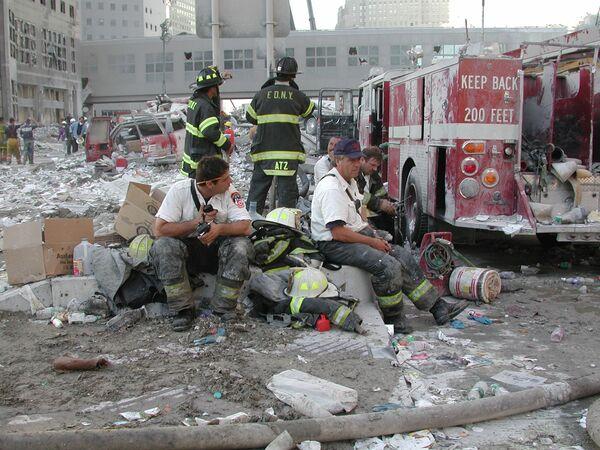 19 años después, el mundo no olvida los atentados del 11S  - Sputnik Mundo