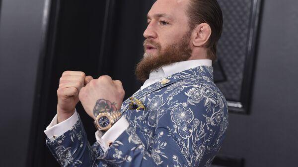 Conor McGregor, luchador de MMA - Sputnik Mundo