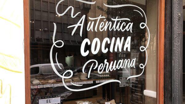 La explosión de la cocina del Perú en Argentina es un fenómeno nuevo, comenzó a la par del crecimiento de la inmigración - Sputnik Mundo