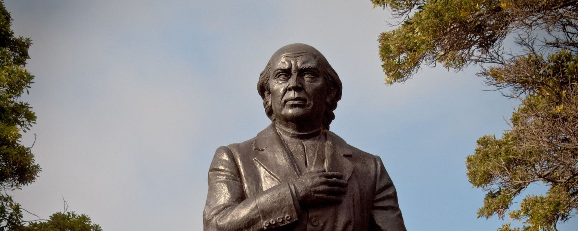 Monumento a Miguel Hidalgo - Sputnik Mundo, 1920, 15.09.2021