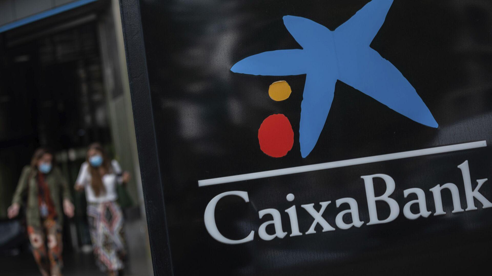 El banco español CaixaBank - Sputnik Mundo, 1920, 10.08.2021