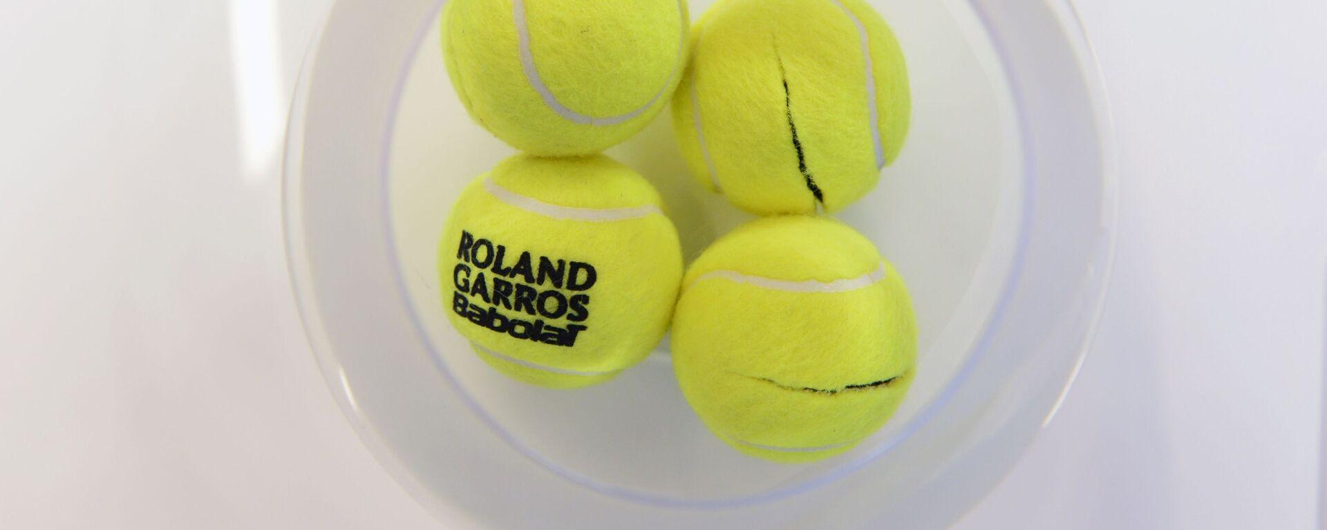 Pelotas de tenis  - Sputnik Mundo, 1920, 21.09.2020