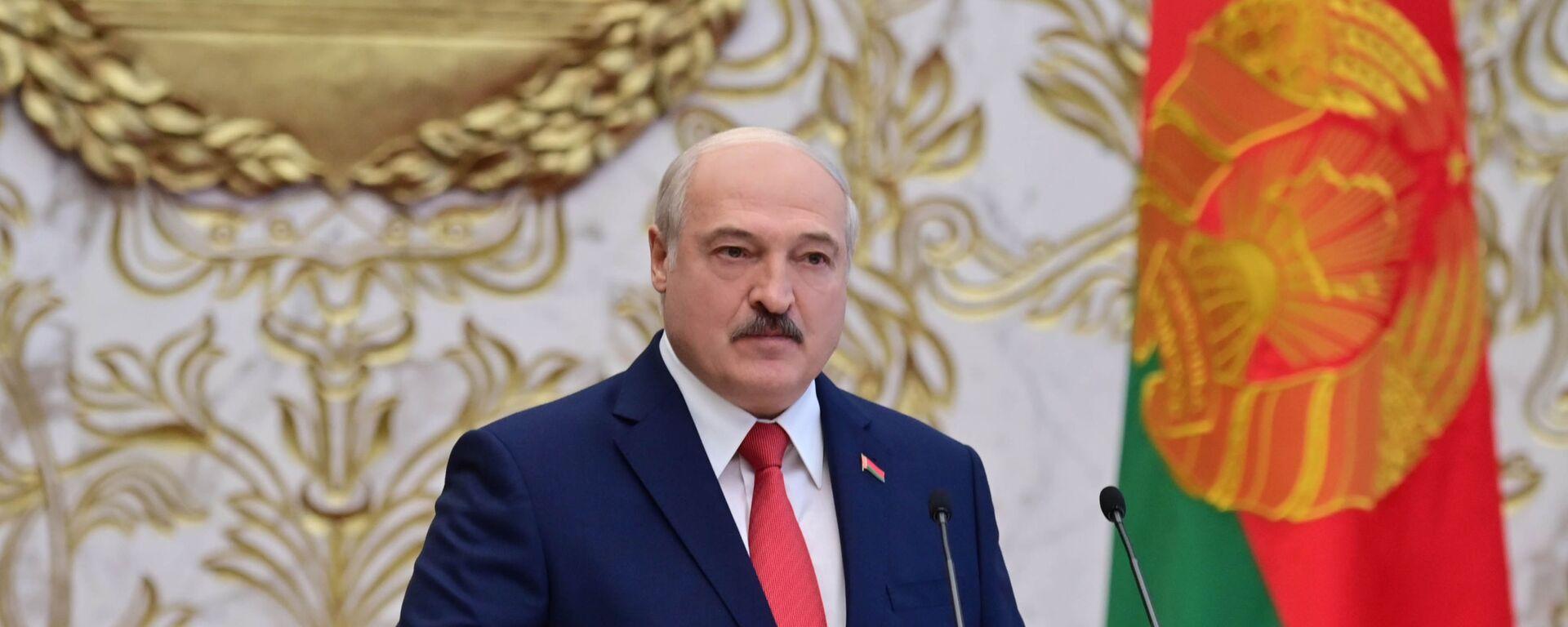 La investidura de Alexandr Lukashenko en Bielorrusia - Sputnik Mundo, 1920, 26.05.2021