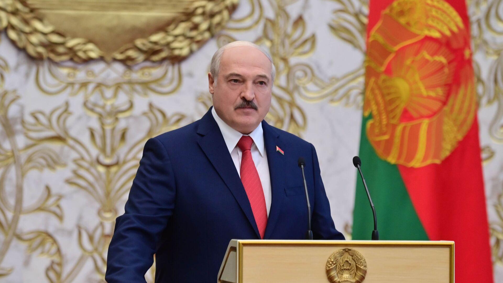 La investidura de Alexandr Lukashenko en Bielorrusia - Sputnik Mundo, 1920, 07.09.2021