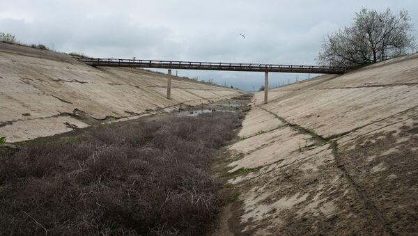El Canal de Crimea del norte - Sputnik Mundo