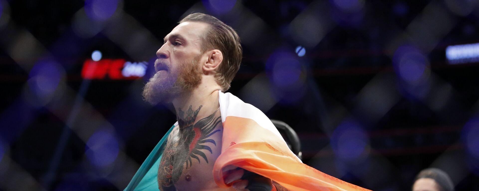 Conor McGregor, luchador irlandés - Sputnik Mundo, 1920, 26.09.2020
