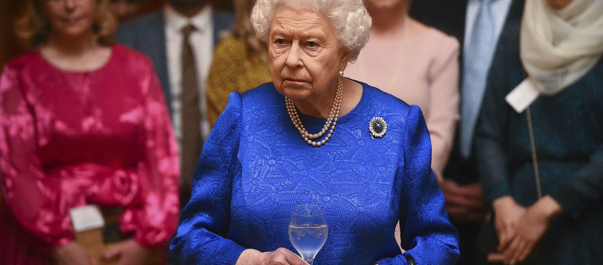 La reina Isabel II del Reino Unido - Sputnik Mundo, 1920, 09.01.2021