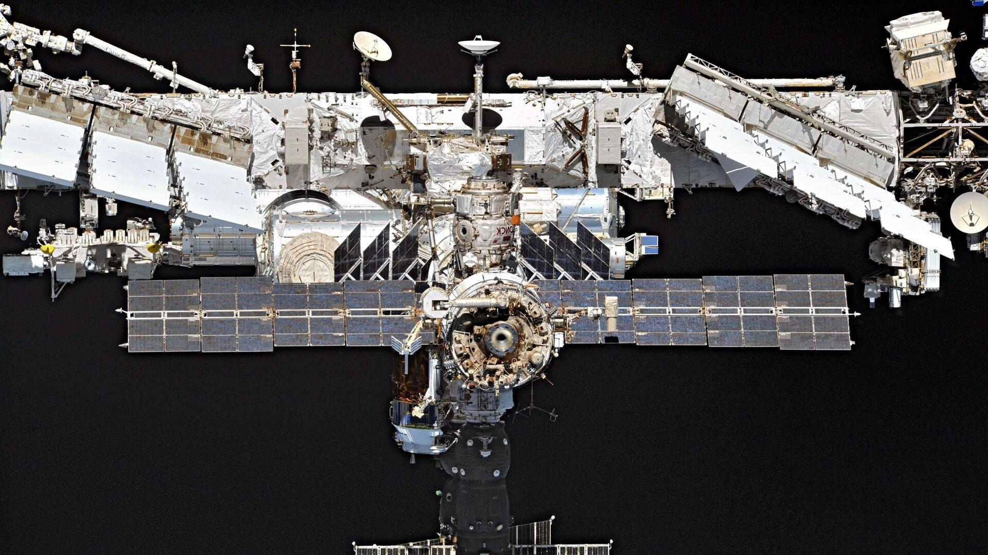 Estación Espacial Internacional (EEI) - Sputnik Mundo, 1920, 16.03.2021
