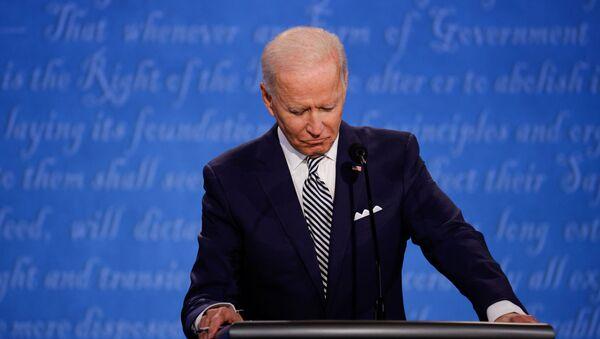 Joe Biden, candidato presidencial estadounidense - Sputnik Mundo