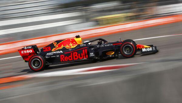 Un bolido de Fórmula 1 - Sputnik Mundo