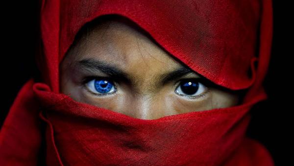 Una tribu de la isla indonesia de Buton - Sputnik Mundo