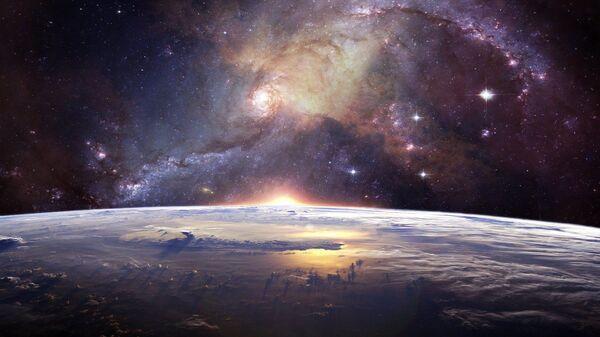 El Universo (imagen referencial) - Sputnik Mundo