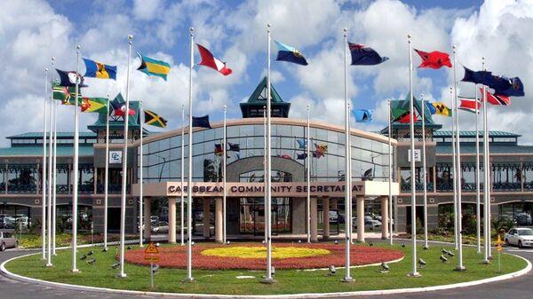 Sede de Caricom - Sputnik Mundo