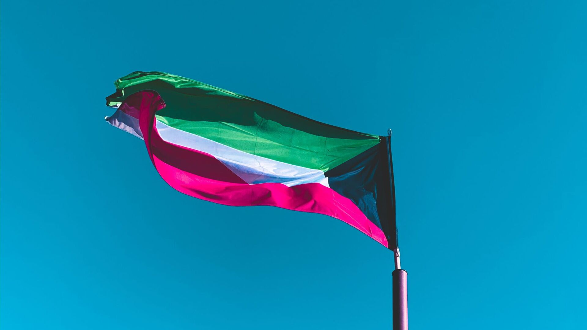 Bandera de Kuwait - Sputnik Mundo, 1920, 12.10.2021