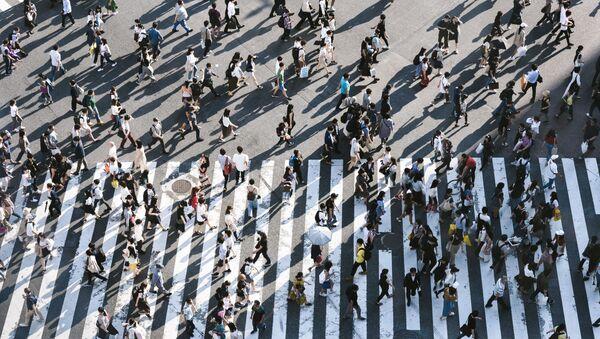 Gente (imagen referencial) - Sputnik Mundo
