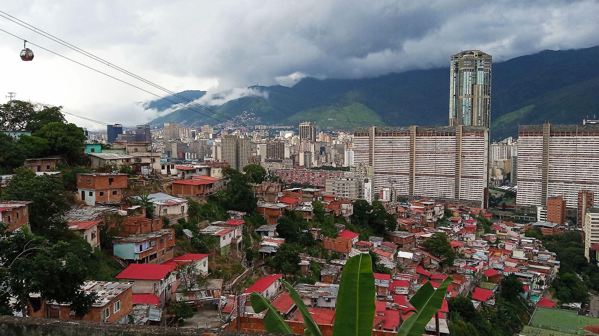 Vista desde San Agustín, Caracas - Sputnik Mundo, 1920, 26.08.2021