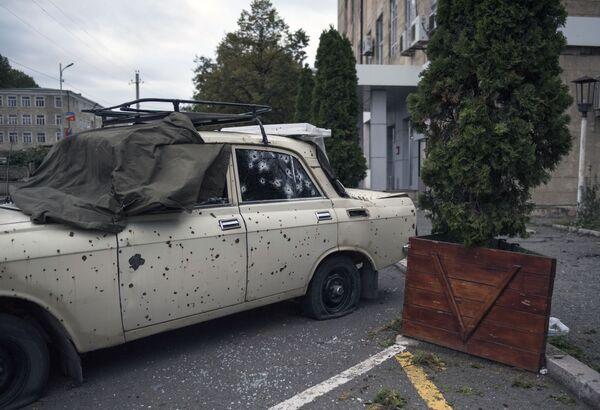 Ruinas, bajas y dolor, ¿las secuelas del conflicto en Nagorno Karabaj?   - Sputnik Mundo