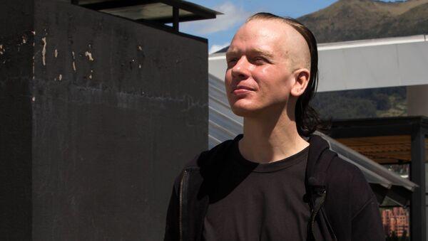 Ola Bini, informático sueco  - Sputnik Mundo