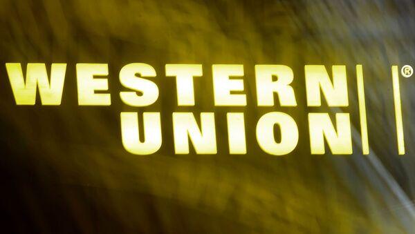 Logo de Western Union - Sputnik Mundo