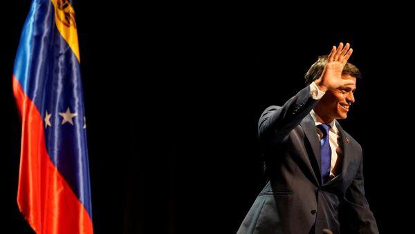 Leopoldo López, opositor venezolano - Sputnik Mundo