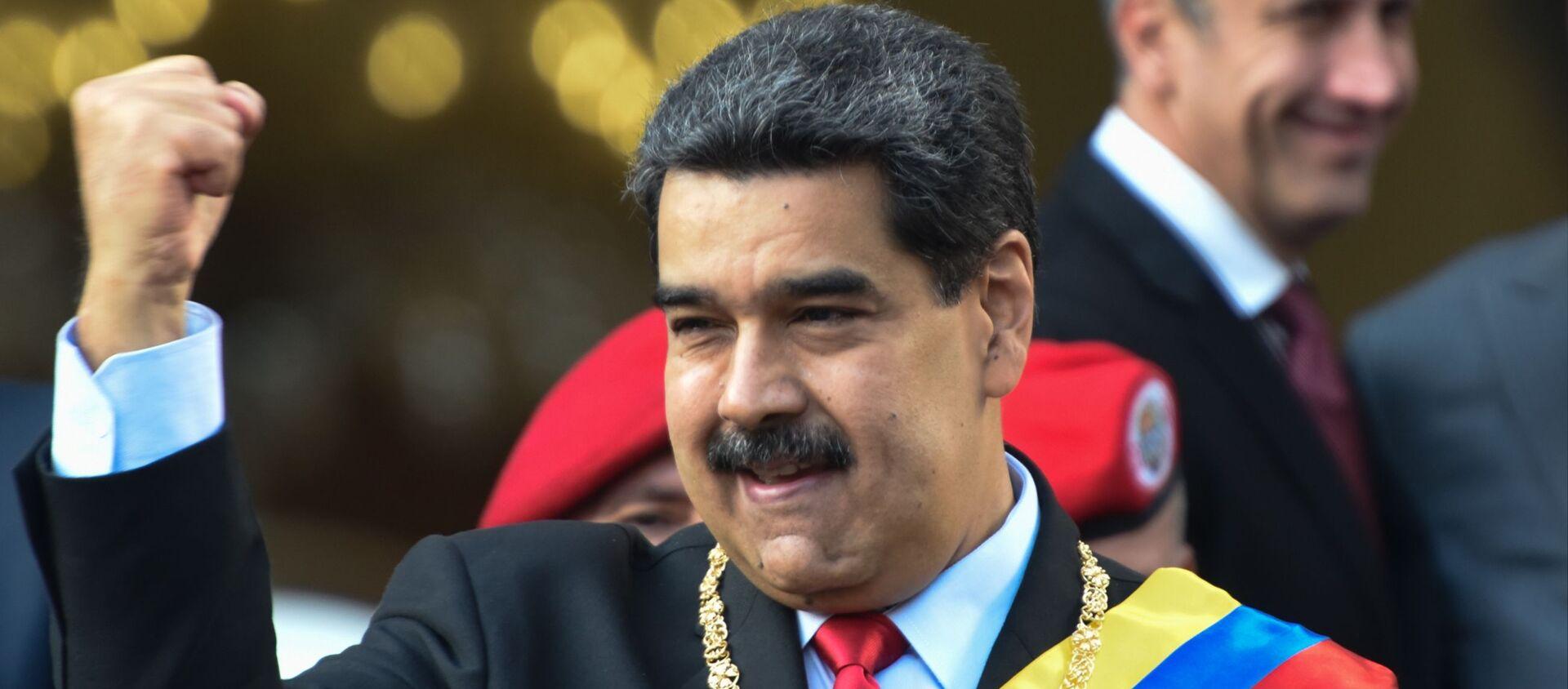 Nicolás Maduro, el presidente de Venezuela - Sputnik Mundo, 1920, 29.01.2021