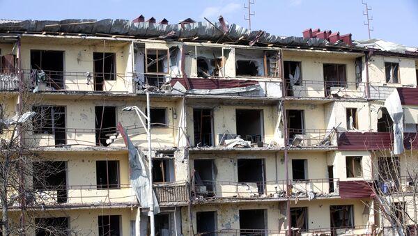 Conflicto en Nagorno Karabaj - Sputnik Mundo