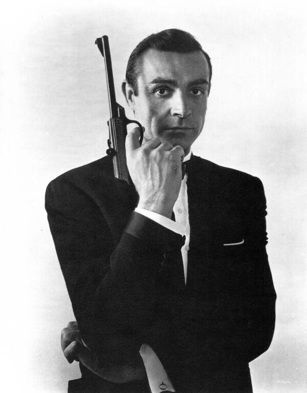 Sean Connery es quizás para muchos el James Bond favorito. - Sputnik Mundo