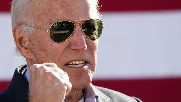Joe Biden, candidato demócrata a la Presidencia de Estados Unidos - Sputnik Mundo