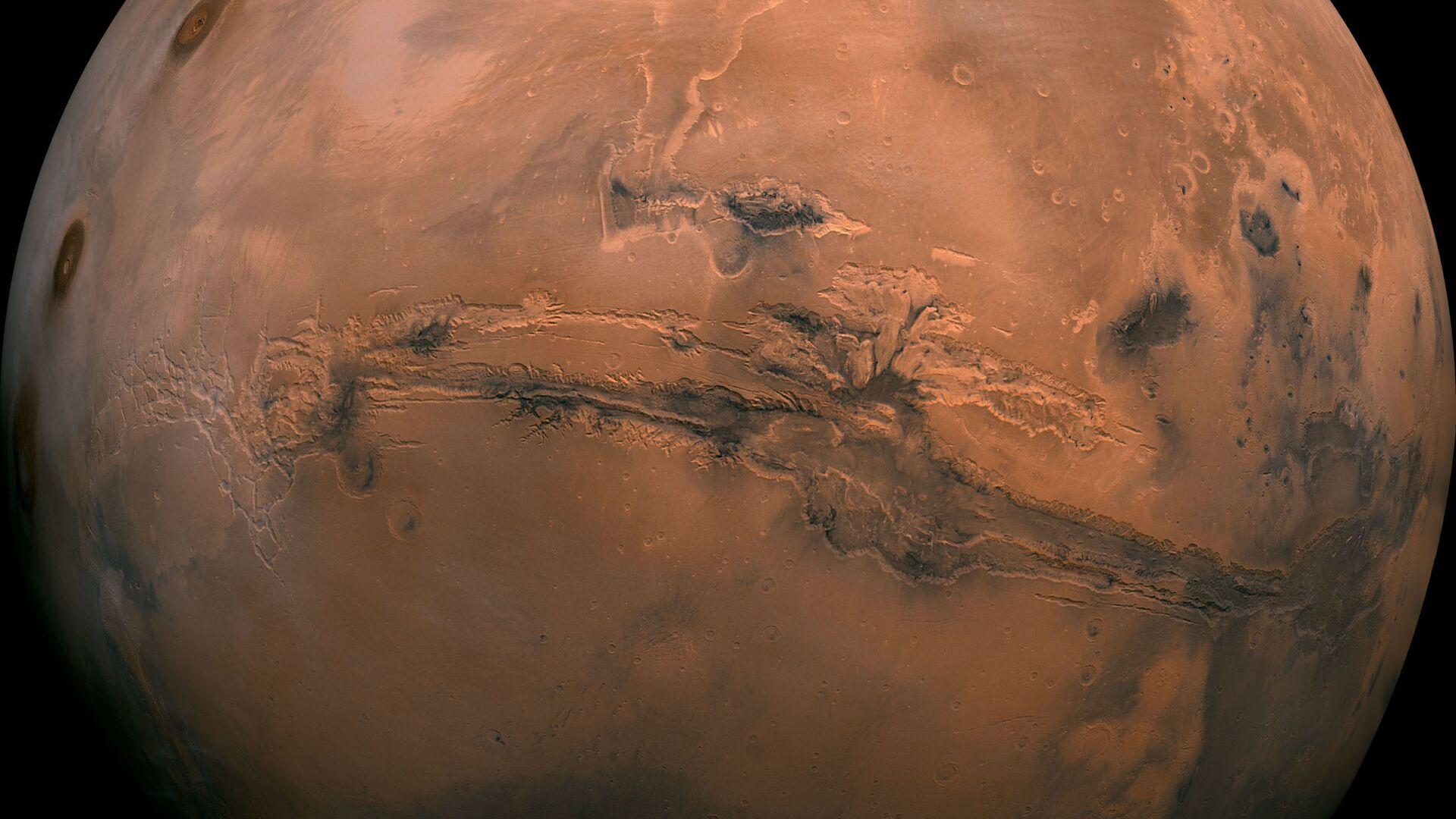 Marte - Sputnik Mundo, 1920, 22.03.2021