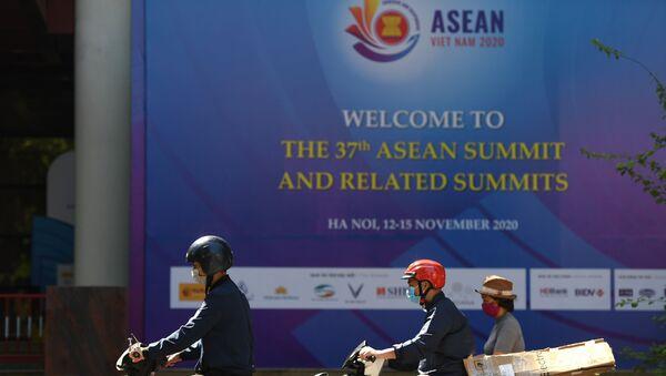 La 37 cumbre de la ASEAN - Sputnik Mundo