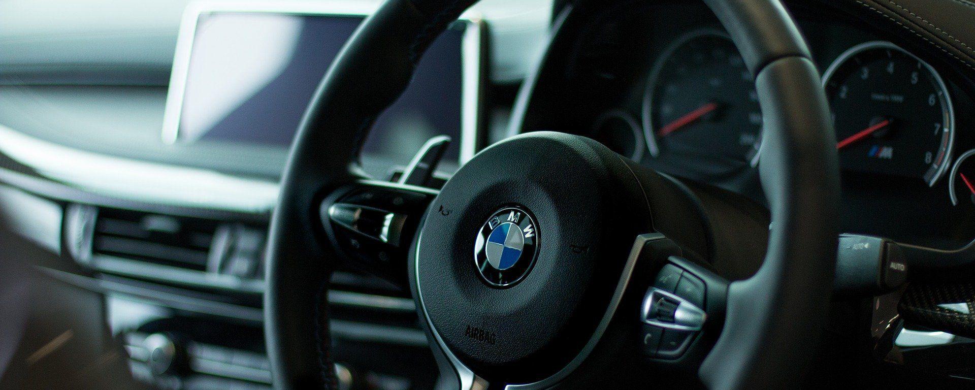 El salón de un coche BMW - Sputnik Mundo, 1920, 17.03.2021