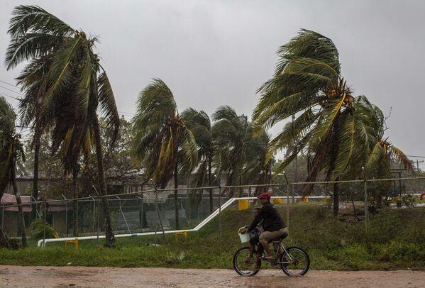 Huracán Iota en Nicaragua - Sputnik Mundo