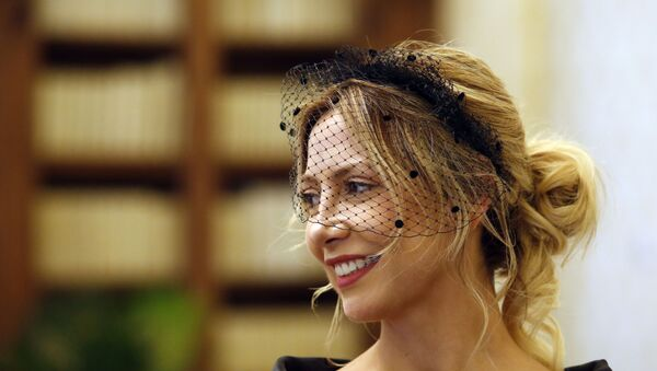 La primera dama de Argentina, Fabiola Yáñez - Sputnik Mundo