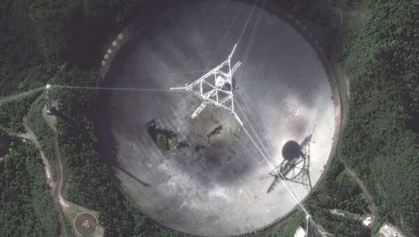 Observatorio de Arecibo, Puerto Rico - Sputnik Mundo
