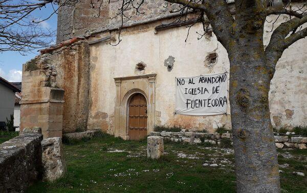 Fuenteodra, en Burgos, es uno de los municipios más despoblados de la España vaciada - Sputnik Mundo