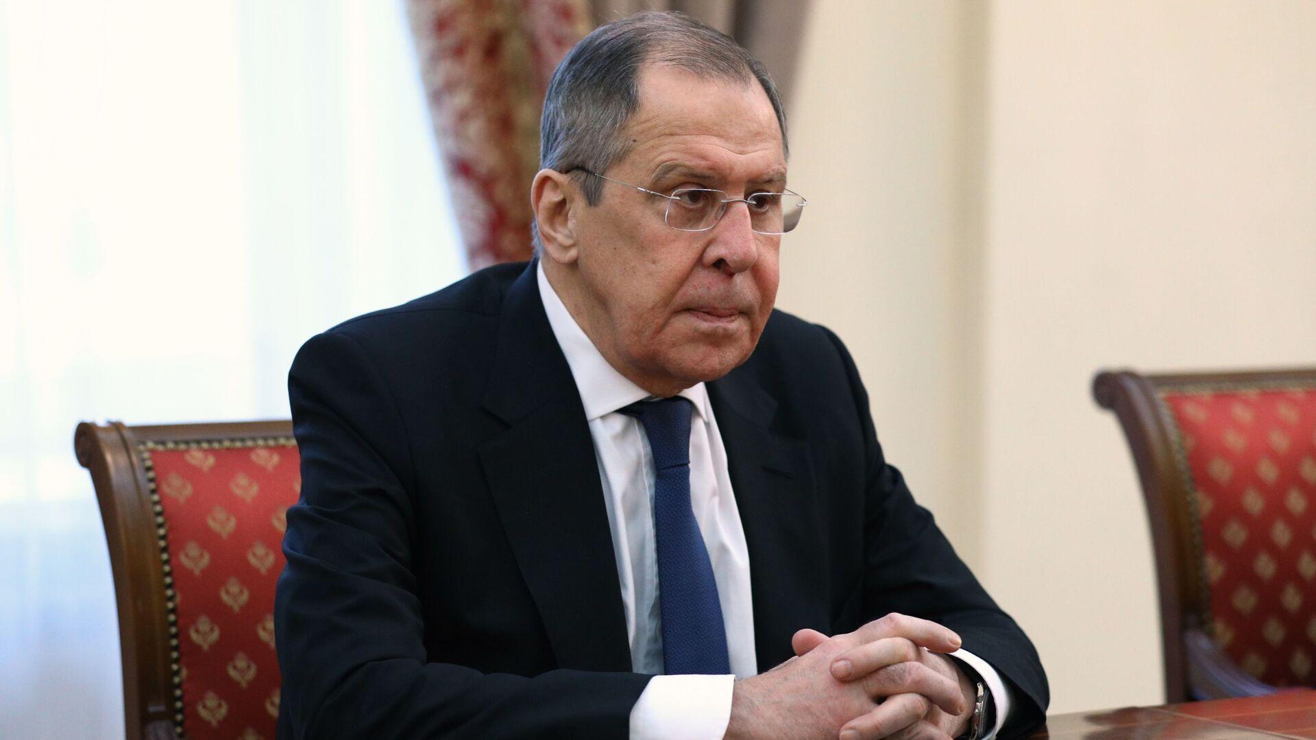 La visita oficial del ministro de Exteriores ruso, Serguéi Lavrov, a Ereván - Sputnik Mundo, 1920, 13.08.2021
