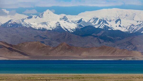 Cordillera del Pamir, Tayikistán - Sputnik Mundo