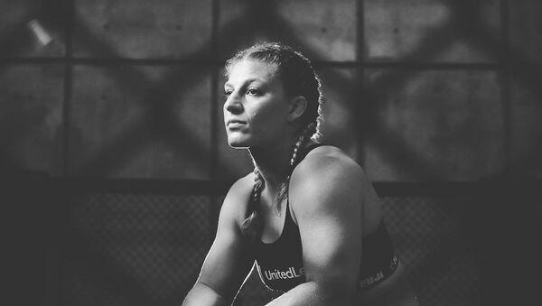 Kayla Harrison, luchadora estadounidense - Sputnik Mundo