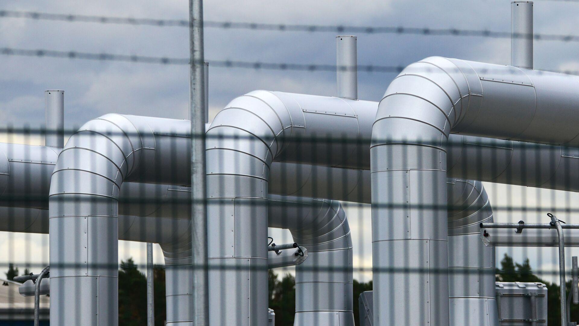 La construcción del gasoducto Nord Stream 2 - Sputnik Mundo, 1920, 16.02.2021