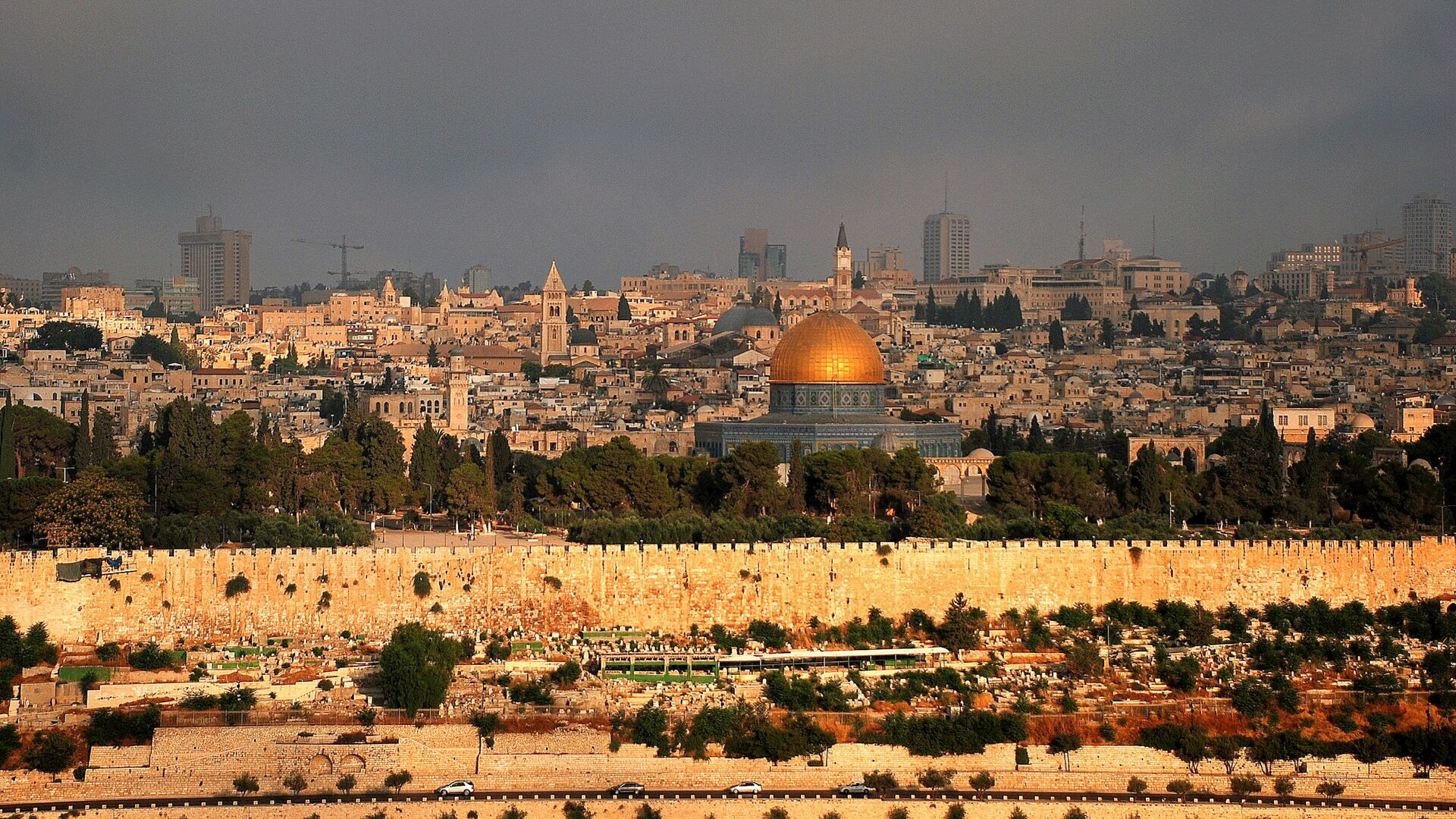 Jerusalén, Israel - Sputnik Mundo, 1920, 12.10.2021