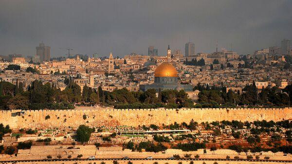 Jerusalén, Israel - Sputnik Mundo
