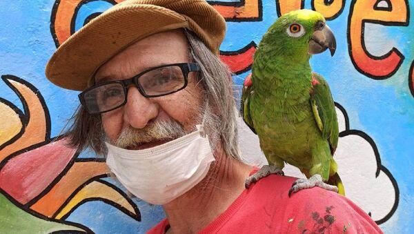 Felipe García, artista venezolano - Sputnik Mundo