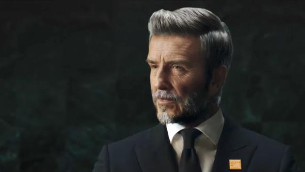 David Beckham en un nuevo vídeo de la organización benéfica Malaria No More UK - Sputnik Mundo
