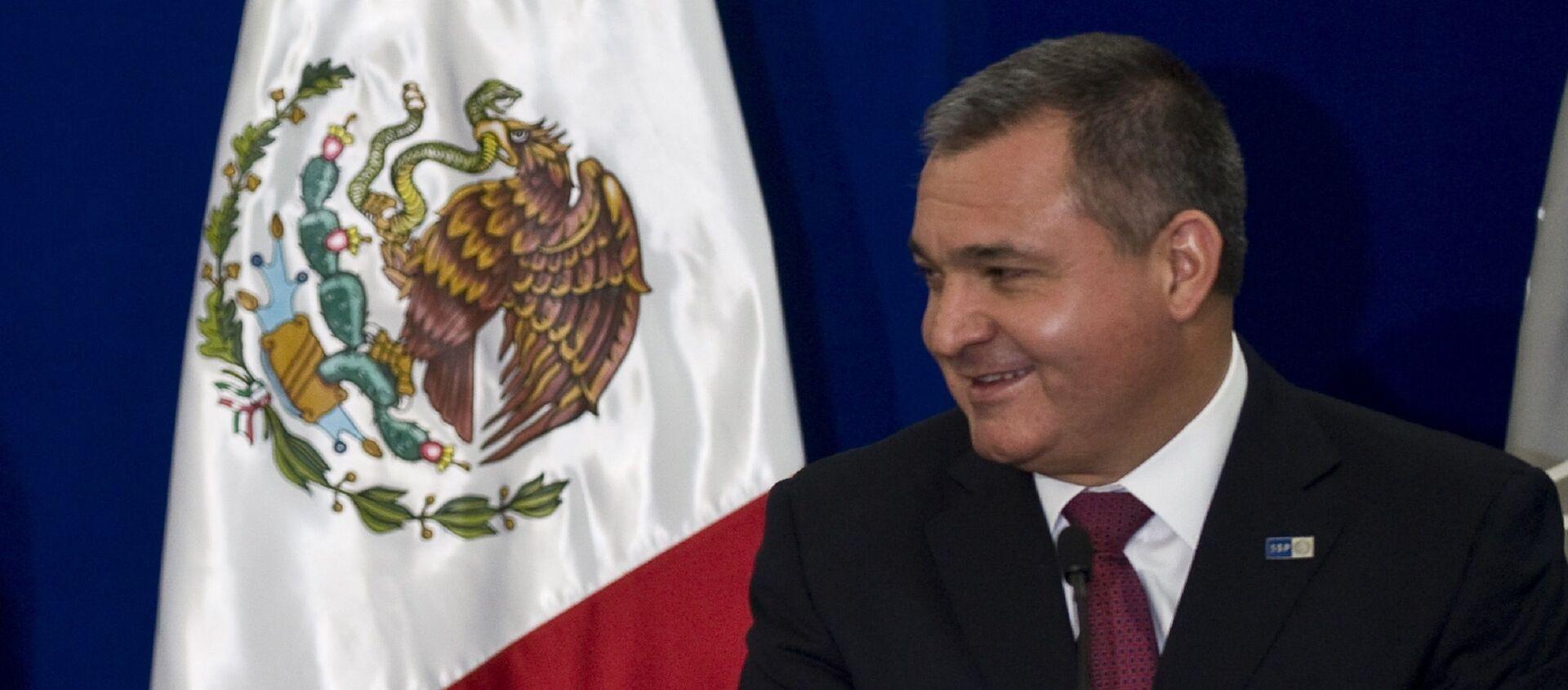Genaro García Luna, exsecretario de Seguridad Pública de México - Sputnik Mundo, 1920, 07.12.2020