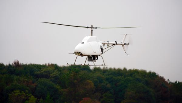 AR-500B, primer helicóptero ligero teledirigido chino - Sputnik Mundo
